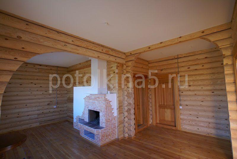Потолок своими руками в деревянном доме