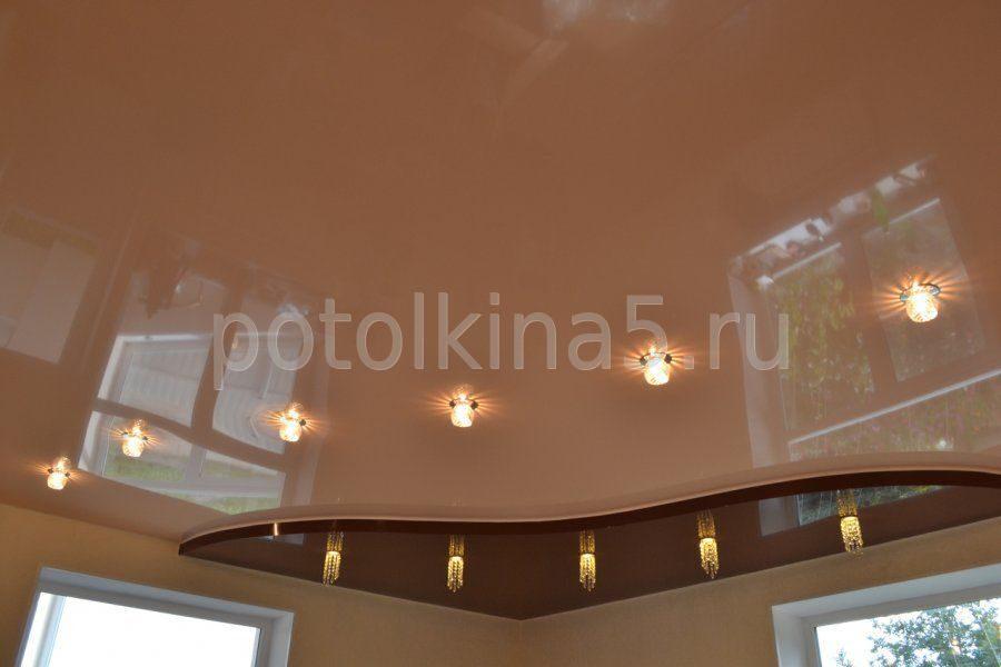 натяжные потолки цена за 1м2 с установкой